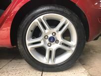 Cần bán gấp Ford Fiesta 1.6 AT 2014, màu đỏ, giá 450tr