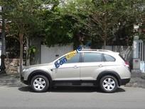 Cần bán xe Chevrolet Captiva năm sản xuất 2008, màu vàng chính chủ