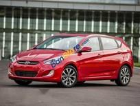 Cần bán xe cũ Hyundai Accent 1.4 đời 2015, màu đỏ, giá tốt