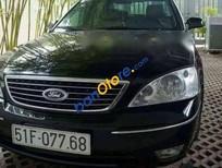 Cần bán gấp Ford Mondeo năm sản xuất 2007, màu đen