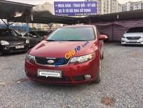 Cần bán lại xe Kia Forte SLi năm 2009, màu đỏ, nhập khẩu, 460 triệu