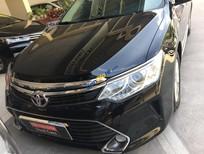 Bán Toyota Camry 2.0E năm sản xuất 2015, màu đen