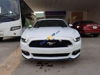 Cần bán lại xe Ford Mustang 2.3AT năm sản xuất 2015, màu trắng, nhập khẩu
