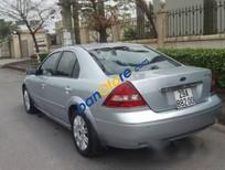 Cần bán xe Ford Mondeo 2.5 V6 sản xuất năm 2003, màu bạc chính chủ