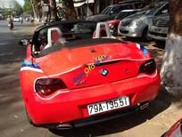 Bán ô tô BMW Z4 3.0 Sport năm sản xuất 2006, màu đỏ, nhập khẩu nguyên chiếc