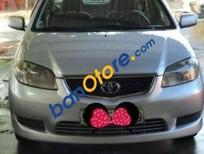 Cần bán lại xe cũ Toyota Vios G năm 2003, màu bạc
