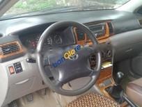 Bán xe chính chủ Toyota Corolla altis 1.8MT đời 2003, màu bạc, giá tốt
