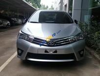 Bán ô tô Toyota Corolla altis G 1.8 MT sản xuất 2016, màu bạc