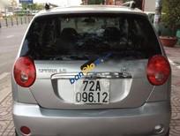 Bán ô tô Chevrolet Spark LS đời 2009, màu bạc số sàn, giá chỉ 146 triệu