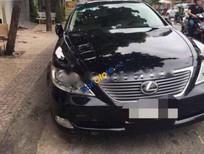 Cần bán Lexus LS 460L đời 2008, màu đen, nhập khẩu