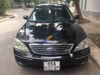Cần bán Ford Mondeo 2.5AT sản xuất 2005, màu đen số tự động