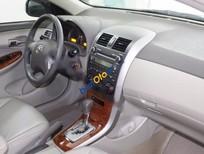 Bán xe Toyota Corolla altis 1.8AT đời 2010, màu đen số tự động
