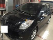 Bán ô tô Toyota Yaris sản xuất năm 2008, màu đen, xe đẹp