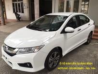 Bán xe Honda City 1.5CVT sản xuất 2016, màu trắng, 583 triệu
