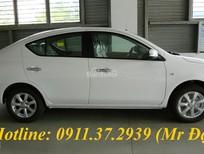 Cần bán xe Nissan Sunny XV đời 2017, màu trắng, giá chỉ 538 triệu
