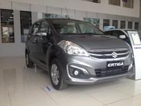Cần bán Suzuki Ertiga đời 2017, màu xám, nhập khẩu chính hãng