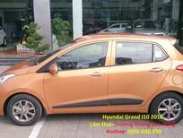 Cần bán xe Hyundai Grand i10 2017, màu nâu, nhập khẩu