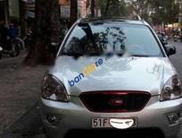 Tôi cần bán Kia Carens MT đời 2010, màu bạc xe gia đình, giá tốt