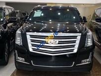 Bán Cadillac Escalade năm 2016, màu đen, xe nhập