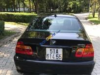 Bán xe BMW 3 Series 318i sản xuất 2003, màu đen, nhập khẩu