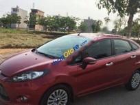 Cần bán xe Ford Fiesta 1.6AT đời 2011, màu đỏ số tự động, giá 410tr