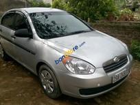 Bán Hyundai Verna năm 2008, màu bạc, xe nhập chính chủ