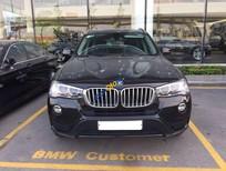 Bán xe BMW X3 20i năm 2016, màu đen, nhập khẩu