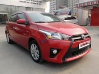 Bán Toyota Yaris G sản xuất 2015, màu đỏ
