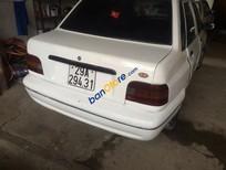 Bán ô tô Kia Pride sản xuất 1996, màu trắng, nhập khẩu