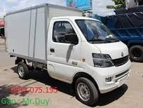 Xe tải 850kg Veam Star mới nhất, thùng kín, bạt, lửng