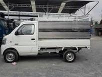 Bán xe tải Veam Star 850kg, hỗ trợ trả góp 80%, thùng lửng, bạt, kín
