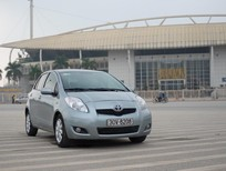 Cần bán Toyota Yaris đời 2009, màu xám, nhập khẩu Nhật Bản, chính chủ