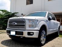 Bán xe Ford F 150 Limited 2016, màu trắng, nhập khẩu