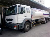 Bán xe bồn xăng 18 khối Fuso FJ nhập khẩu giá rẻ, Fuso FJ bồn xăng 18 khối/18m3 giao ngay