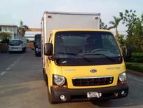 Thông tin xe tải kia 2,4 tấn Thaco Trường Hải mới nâng tải giá rẻ giao xe ngay