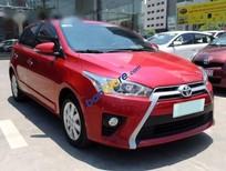 Chính chủ bán ô tô Toyota Yaris G 2015, màu đỏ