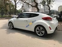 Cần bán xe Hyundai Veloster năm sản xuất 2011, màu trắng, nhập khẩu