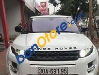 Bán xe LandRover Range Rover Evoque đời 2012, màu trắng