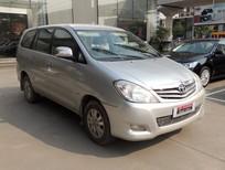 Bán Toyota Innova V năm 2008, màu bạc, số tự động