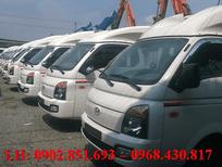 Bán xe đông lạnh Hyundai 1 tấn đời 2012 nhập khẩu, xe Hyundai Porter đông lạnh đời 2012 giá rẻ giao ngay