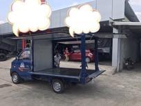 Bán xe tải 500kg - dưới 1 tấn Dongben 750kg thùng cánh dơi 2017, màu trắng, 156 triệu