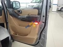 Cần bán xe Hyundai Starex 2.5MT năm 2016, màu xám, nhập khẩu, giá 976tr