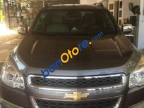 Bán Chevrolet Colorado đời 2013, màu xám chính chủ