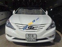 Tôi bán Hyundai Sonata AT đời 2011, màu trắng, xe nhập