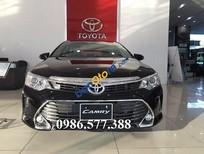 Toyota Bắc Ninh bán xe Toyota Camry đời 2017, màu đen