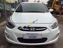 Auto HHDC cần bán xe Hyundai Accent 1.4AT đời 2015, màu trắng, nhập khẩu