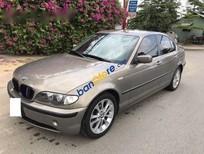 Cần bán lại xe cũ BMW 325i đời 2003, màu nâu