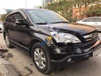 Cần bán Honda CR V 2.4 đời 2009, màu đen chính chủ, 695tr