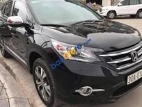 Bán ô tô chính chủ Honda CR V 2.4AT đời 2014, màu đen