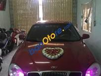 Bán xe Daewoo Leganza 2.0 sản xuất năm 1999, màu đỏ, nhập khẩu còn mới